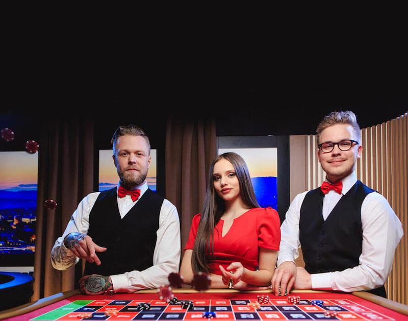 Ruby Fortune Live Casino