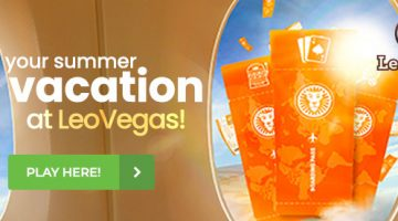 It's Time To Get Your Travel On – Free Flight Tickets From LeoVegas