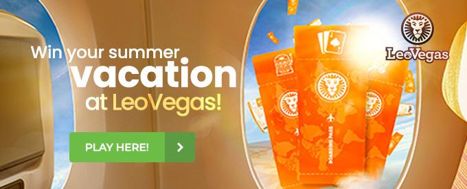 LeoVegas Free Flight Tickets