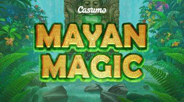 Play The New Mayan Magic Slot At Casumo And Grab A Welcome Bonus!