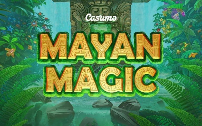 Play Mayan Magic Slot at Casumo