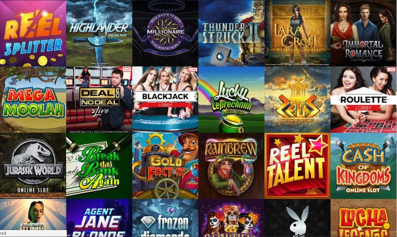 Roxy Palace Casino Free Games