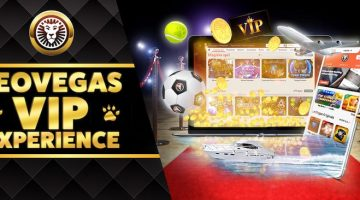 VIP Tickets To Be Won For A Music Event Of Your Choice At LeoVegas
