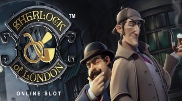 Play The New Sherlock Of London Slot At Spin Palace