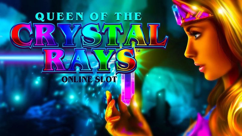 The Queen Of The Crystal Rays slot at Spin Palace