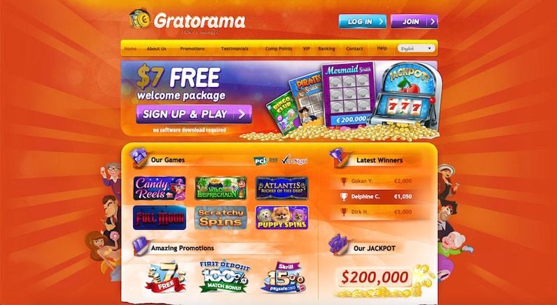 Gratorama Canada Review