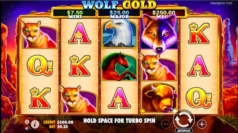 Rich Casino machine slots