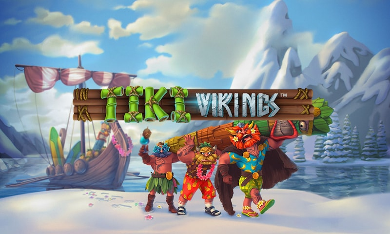 Play Tiki Vikings slot at Spin Palace