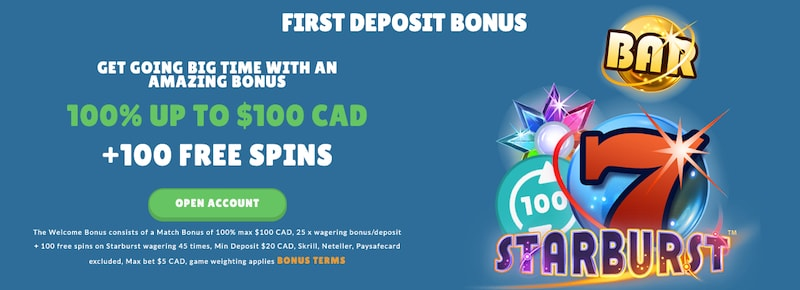 Cashmio Welcome Bonus