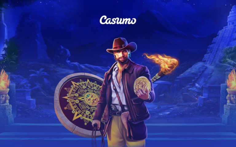 Join Casumo Treasure Hunt
