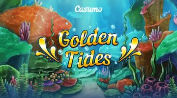 Play Golden Tides Slot At Casumo