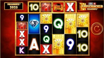 Play The New Bar X Safecracker Megaways Slot At Party Casino
