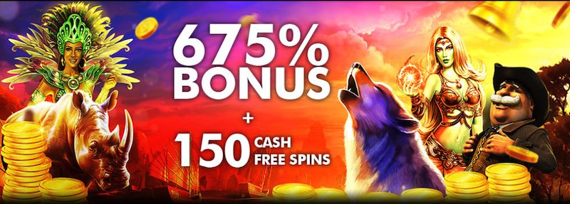 Casino Moons Welcome Bonus