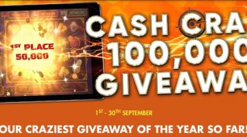 Join Rich Casino Cash C$100,000 Giveaway