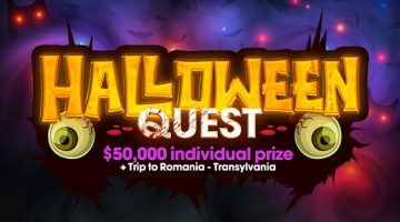 Join BitStarz Halloween Quest ($50,000 individual prize pool)