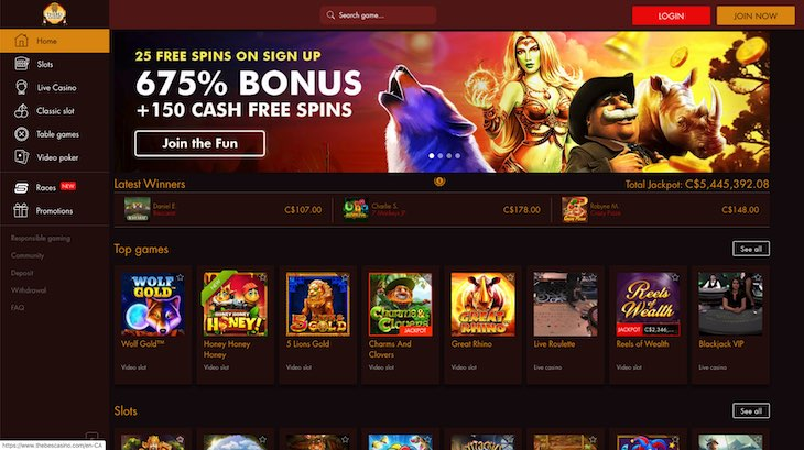 Thebes Casino Review 2019