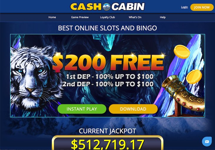 Cash Cabin Review