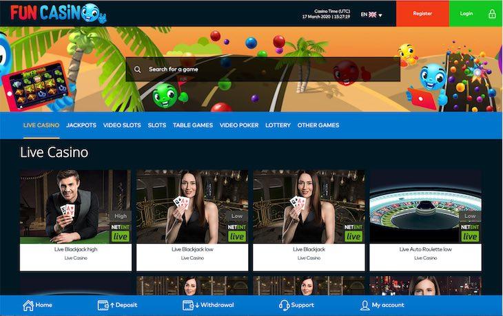 Full Casino Review