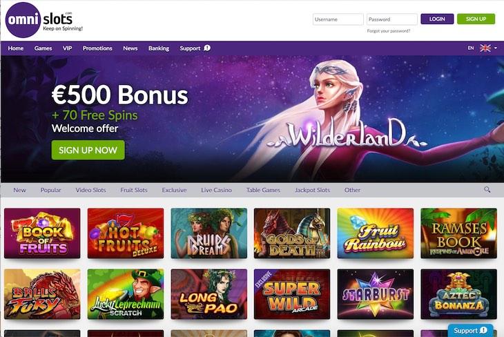 Omni Slot Casino Review